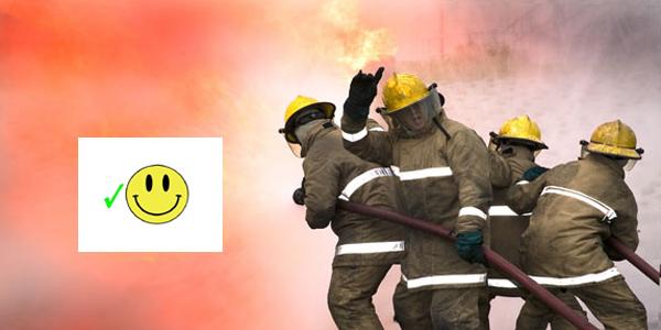 Right behaviour – Fight theFire!
